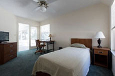 Cofrin Cottage Bedroom